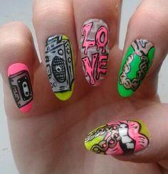 I love hip hop right hand!