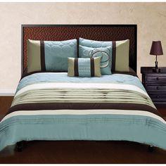 Jackson Queen Five Piece Comforter Set
