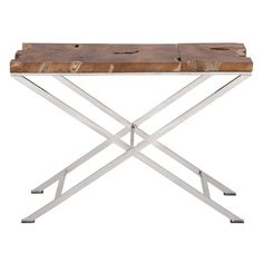 Console Table - where to find this type of leg design for small tables to use together?