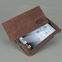 #iPad-Lederhülle #Gadgets #Geschenk