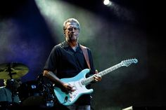 Eric Clapton por Gabriel Keenan