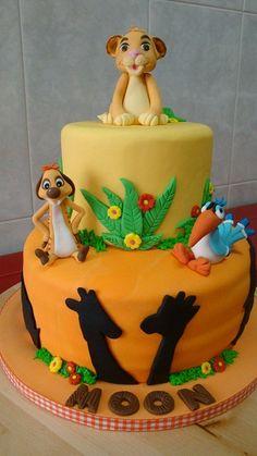 28 Meilleures Images Du Tableau Gateau Roi Lion Birthday Cakes
