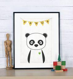 Panda [SB0413] | Posters | størblends