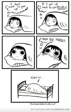 mornings...