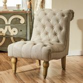 Found it at Wayfair - Versailles Slipper Chair