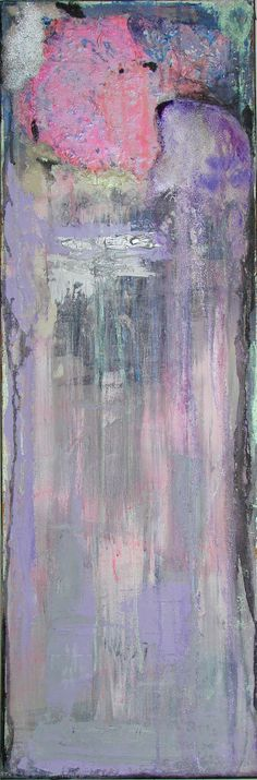 ABSTRACT PAINTING, Purple, Abstract Art by CherylWasilowArt,
