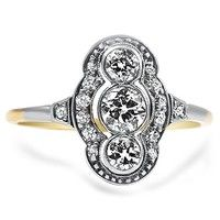 Vintage and Antique Engagement Rings | Brilliant Earth