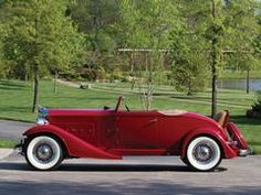 1933 Packard Eight Coupe Roadster | Hershey 2014 | RM AUCTIONS