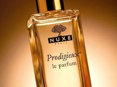 Nuxe perfume {it's so lovely}