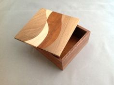 Tranquil curves box 91 by KevinWilliamson on Etsy, $50.00