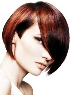 RED HAIR WITH FLAIR | Red Highlights 2012 Red Hair Trends