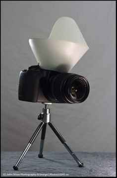 another diy diffuser for the thrifty photographer...