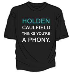 Holden Caulfield