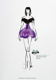 Maygreen: Floral Fashion, 3