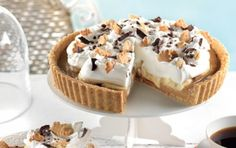 Τάρτα μπανόφι με πτι μπερ - iCookGreek Greek Recipes, Desert Recipes, Pastry Recipes, Food Deserts, Desserts, Food To Make, Activities For Kids, Muffin, Pie