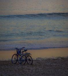 Bicycles - Rio de Janeiro, Brazil, Sout America Brazil, Bicycle, Painting, Art, Rio De Janeiro, Art Background, Bike, Bicycle Kick, Painting Art