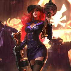 I had the chance to work on updating the old Miss Fortune Splash art, a big thanks to my amazing co-workers and especially the champ up team who helped . League of Legends - Mafia Miss Fortune Lol League Of Legends, League Of Legends Fondos, League Of Legends Personajes, Miss Fortune, Ryan Guzman, Karl Urban, Joe Manganiello, Film Anime, Anime Manga