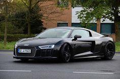 Audi R8!  Do you like it? •