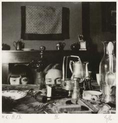 René Magritte, Les voyantes