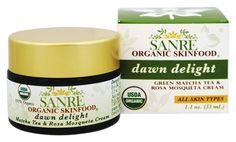 SanRe Organic Skinfood Dawn Delight Matcha Green Tea and Rosa Mosqueta Facial Cream, 1.1 Ounce -- Visit the image link more details.