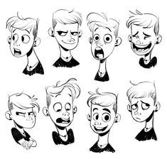 Human face drawing, cartoon sketches, cartoon faces, simple face drawing, a Boy Cartoon Drawing, Cartoon Drawings Of Animals, Cartoon Drawing Tutorial, Cartoon Sketches, Art Sketches, Illustration Sketches, Little Boy Drawing, Cartoon Characters Sketch, Animation Sketches