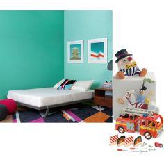 """""""Children room"""" by sebastiannana on Polyvore"""