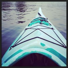 love the colors on the kayak
