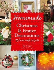 Add a touch of personality and creativity to your home with projects for Christmas, Easter, Halloween, Valentine's and birthdays. Complete with step-by-step instructions and beautiful photography…  read more at Kobo.