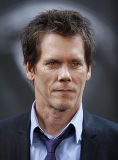 Kevin Bacon. I don't care who you are... he's hot!