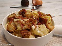 Voici ma recette de mehlknepfle, de délicieuses pâtes aux oeufs d'Alsace faciles et rapides à faire. Vous m'en direz des nouvelles. ;-)
