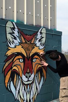 Den solltet ihr euch merken: Adobe Stock #NewFace Andreas Preis | Creative blog by Adobe Spray Paint Art, Andreas, Mural Art, Art Reference, Art Drawings, Moose Art, Sketches, Photoshop, Creative