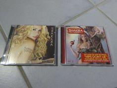 Musik Pop Rock 2 CDs Shakira Laundry service/Oral fixation Vol. 2 2001/2005sparen25.com , sparen25.de , sparen25.info