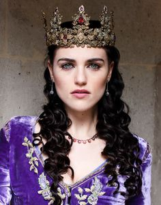 Morgana on 'Merlin'.