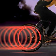 SpokeLit Bicycle Light $13
