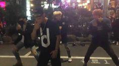 D.O.B #디오비# 20151018 홍대 공연 《리듬 타 RHYTHM TA》(iKON)