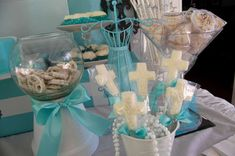 Tiffany's Party First Communion Party Ideas   Photo 14 of 30   Catch My Party