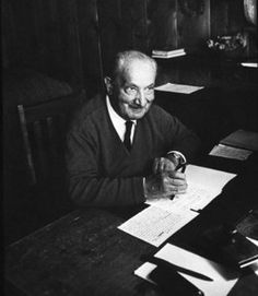 Martin Heidegger: Heidegger is the only philosopher in the modern era who comes close to having as comprehensive a philosophical system as Kant.
