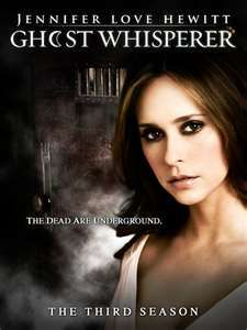 Ghost Whisperer: A beautiful story and just the right amount of scary. A little boring sometimes because the stories are a little predictable at times, but still very nice. Melinda is a little too 'at piece' and 'happy'.