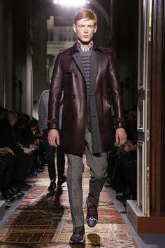 Valentino Menswear Fall Winter 2014 Paris