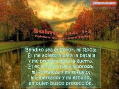 El Señor es mi Roca!