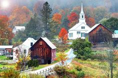 As the smallest region in the United States, the Northeast packs a boatload of history! Learn about The Northeast in our newest Unit and discover how our earliest residents met their needs without supermarkets, malls or online shopping! Read now. Fall Vacations, Vacation Destinations, Beautiful Places In The World, Beautiful Homes, Places To Travel, Places To See, Geography For Kids, New England States, Autumn Scenery