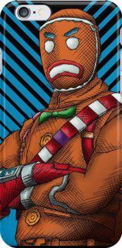Fortnite ginger bread man. Best images in