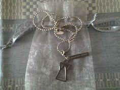 Necklace from Sweden Kreativ Insist - Anglar Ar Finns - Du Ar En? 2012