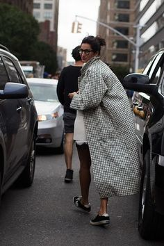 The Sartorialist On the Street….West Houston St., New York