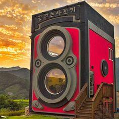 Dreaming Camera Coffe Shop