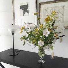 #decorations #flowers #yellow #charlottelynggaard