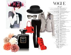 """Vogue Vogue Vogue"" by julie-chadwick on Polyvore"