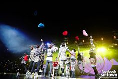 Lets spread our love together, EXO Saranghaja !!!