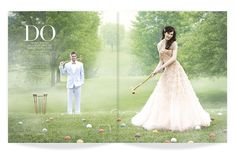 ★ DESIGN ARMY – Washingtonian Bride & Groom: I Do and Don'ts (Editorial Design and Art Direction) © Design Army LLC