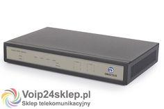 Bramka Voip Hybrydowa Dinstar DAG1000-4S4O (4xFXS+4xFXO) voip24sklep.pl
